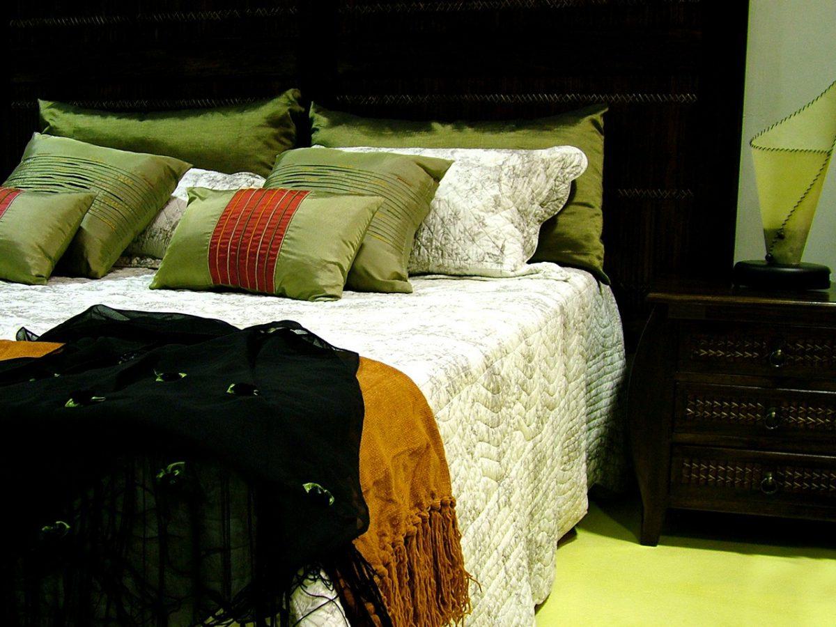 Sypialnia a inne pomieszczenia