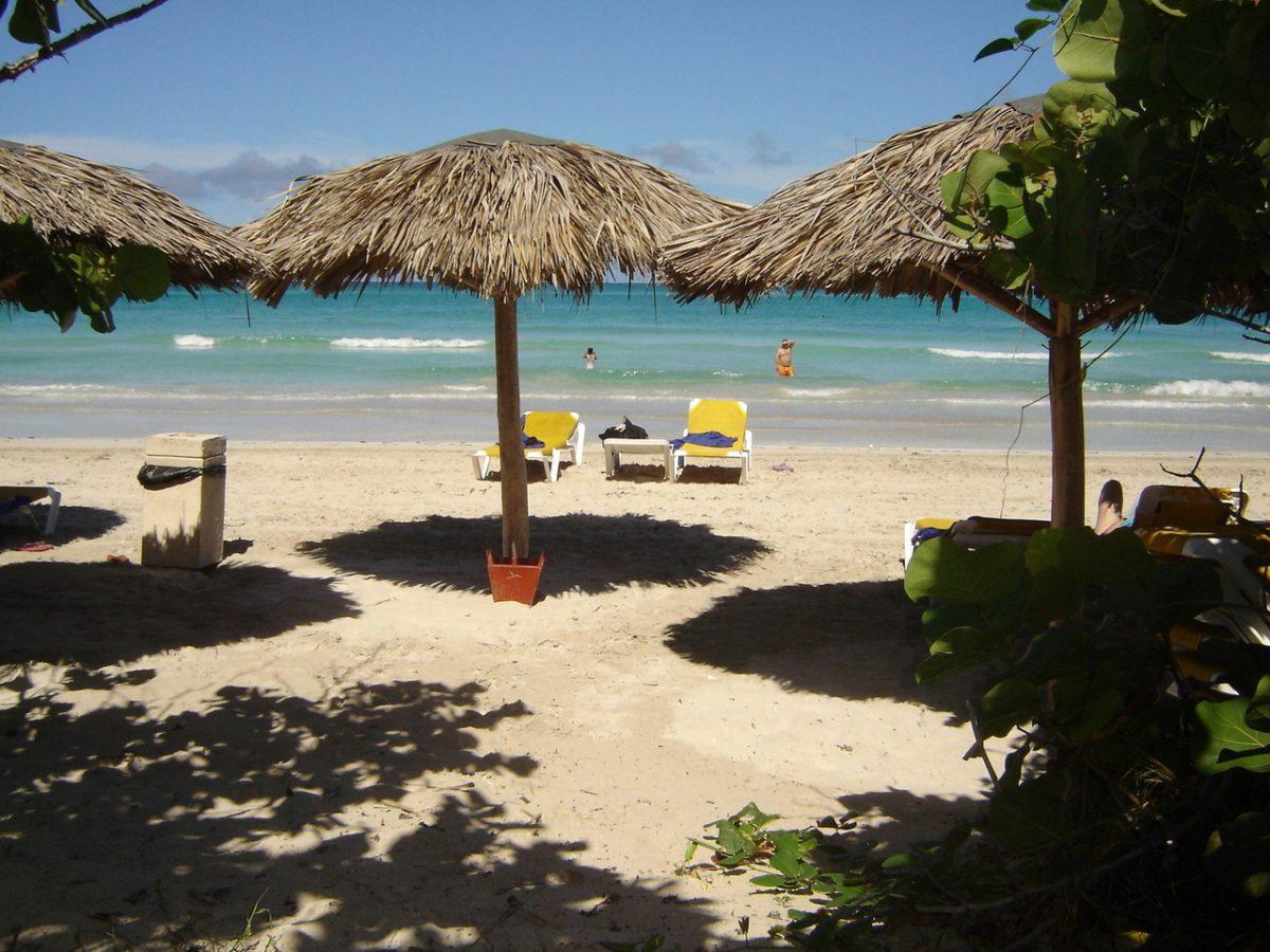 Wspaniałe plażowe atrakcje